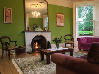 Victorian Sitting Room Clone House
